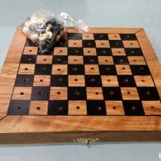 Juegos de mesa: AJEDREZ DE VIAJE. Lote 168066216