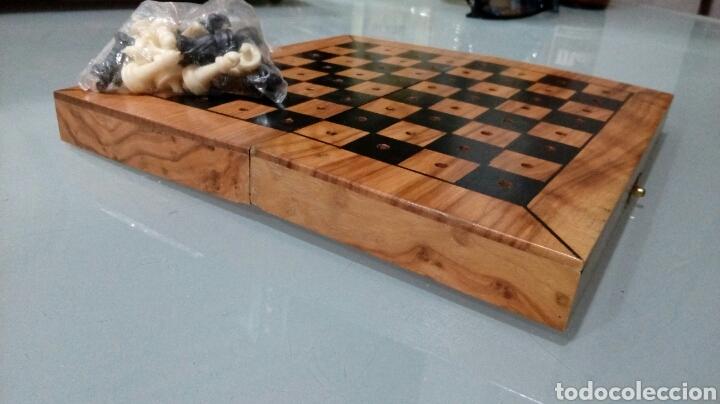 Juegos de mesa: Ajedrez de viaje - Foto 2 - 168066216