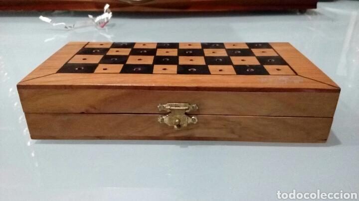 Juegos de mesa: Ajedrez de viaje - Foto 4 - 168066216
