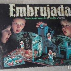 Juegos de mesa: JUEGO DE MESA EMBRUJADA MB VER FOTOS Y DESCRIPCIÓN. Lote 168337436