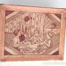 Juegos de mesa: ANTIGUA IMPRENTA INFANTIL. Lote 168574792