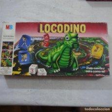 Juegos de mesa: LOCODINO - MB. Lote 168616640