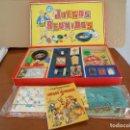Juegos de mesa: ESPECTACULAR JUEGOS REUNIDOS COROMINAS DE 40 JUEGOS COMPLETAMENTE NUEVO AÑOS 60 70. Lote 168742668