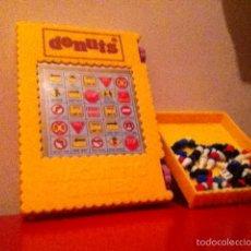 Juegos de mesa: MAGNETIC GAMES DONUTS. AÑOS 70. Lote 168972564