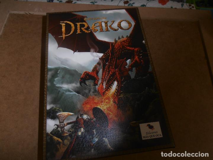 DRAKO - JUEGO DE MESA COMPLETO (Juguetes - Juegos - Juegos de Mesa)