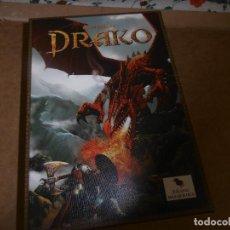 Juegos de mesa: DRAKO - JUEGO DE MESA COMPLETO. Lote 169041872