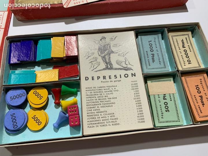 Juegos de mesa: Juego de mesa inflación de 1964 de juegos Crone Francisco Rosselló - Foto 3 - 169067612