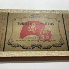 Juegos de mesa: JUEGO DE MESA TURISTAS Y PIRATAS DE JUEGOS CRONE FRANCISCO ROSSELLÓ 1954. Lote 169068884