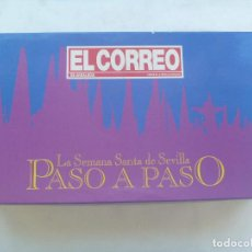 Juegos de mesa - SEMANA SANTA DE SEVILLA : JUEGO PASO A PASO. - 169325192