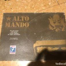 Juegos de mesa: ANTIGUO JUEGO DE MESA ALTO MANDO DE FOURNIER. Lote 169357628