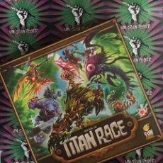 Juegos de mesa: TITAN RACE (JUEGO DE TABLERO) SD GAMES . Lote 169360528