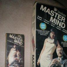 Juegos de mesa: MASTER MIND Y MINI MASTER MIND,AÑOS 70.. Lote 169599436