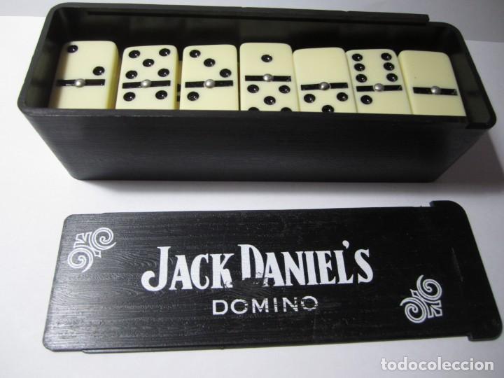 Juegos de mesa: domino jack daniels - Foto 3 - 169671012