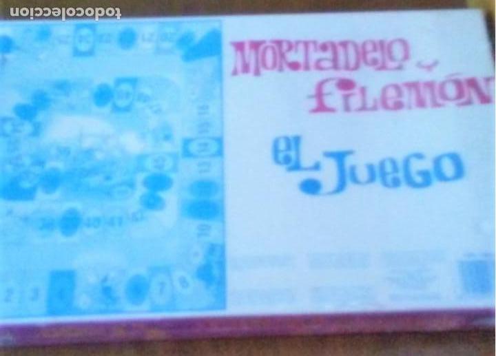 Juegos de mesa: MORTADELO Y FILEMON EL JUEGO (CASA FALOMIR) AÑOS 90 - Foto 2 - 169839008