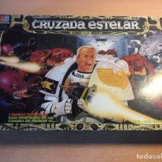 Jeux de table: CRUZADA ESTELAR MB SIN DESTROQUELAR. Lote 169874192