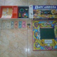 Juegos de mesa: JUEGO DE MESA BANCARROTA MB . Lote 169987628