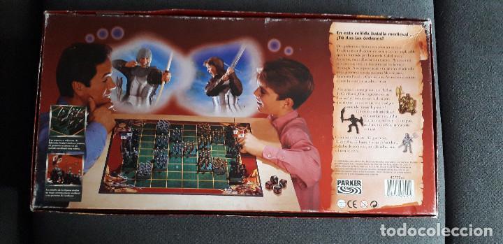 Juegos de mesa: 05-00067 juego lionheart- parker-incompleto (ver fotos) - Foto 3 - 170007984