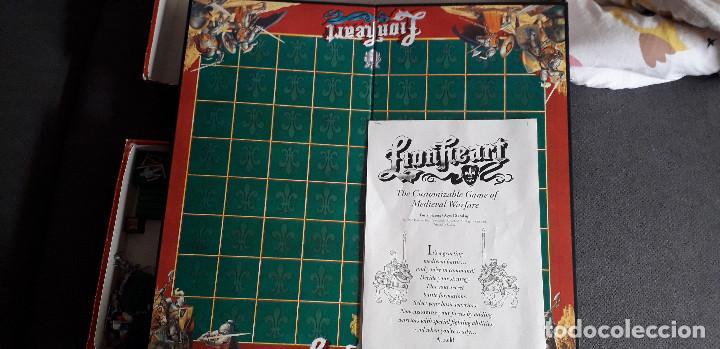 Juegos de mesa: 05-00067 juego lionheart- parker-incompleto (ver fotos) - Foto 6 - 170007984