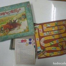 Juegos de mesa: CARRERA DE COCHES , AÑOS 50. Lote 170228328