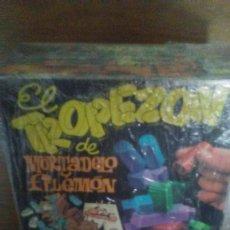 Juegos de mesa: JUEGO EL TROPEZON DE MORTADELO Y FILEMON. Lote 170279076