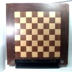 Juegos de mesa: MUY BUSCADO AJEDREZ ELECTRONICO- SCISYS LEONARDO KASPAROV 1987 - ¡¡ENCIENDE¡¡ SAITEK´S GALILEO. Lote 170303724