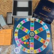 Juegos de mesa: JUEGO DE MESA TRIVIAL PURSUIT EDICIÓN GENUS DE DISET. Lote 170308792