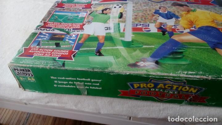 Juegos de mesa: JUEGO FOOTBALL PRO ACTION FUTBOL DE LUXE PARKER AÑOS 90 - Foto 3 - 170384496