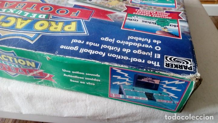 Juegos de mesa: JUEGO FOOTBALL PRO ACTION FUTBOL DE LUXE PARKER AÑOS 90 - Foto 7 - 170384496