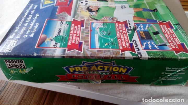 Juegos de mesa: JUEGO FOOTBALL PRO ACTION FUTBOL DE LUXE PARKER AÑOS 90 - Foto 8 - 170384496