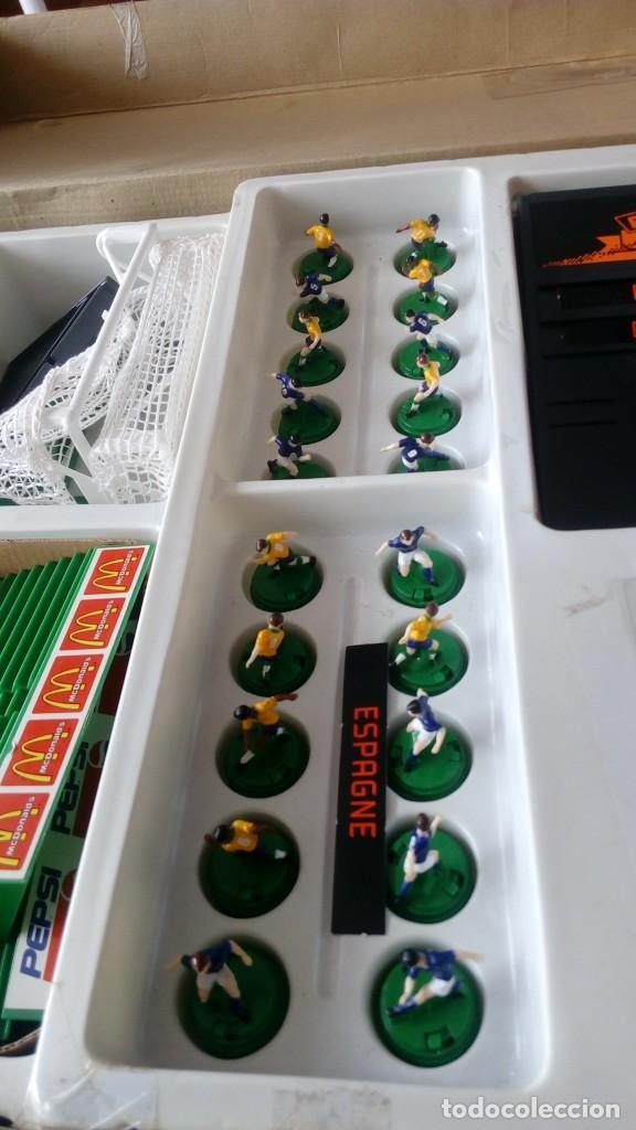 Juegos de mesa: JUEGO FOOTBALL PRO ACTION FUTBOL DE LUXE PARKER AÑOS 90 - Foto 11 - 170384496