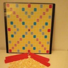 Juegos de mesa: INTELECT JUEGO DE MESA TIPO SCRABBLE AÑOS 80-90. Lote 170391540