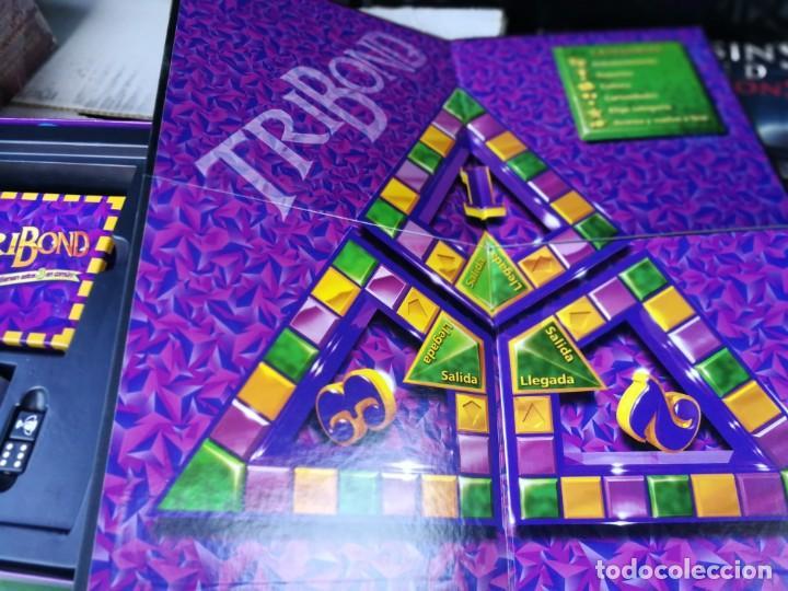 Juegos de mesa: Juego Tribond de Popular de Juguetes COMPLETO, BUEN ESTADO - Foto 4 - 171116390