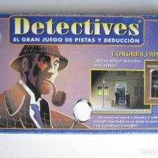 Juegos de mesa: JUEGO DETECTIVES DE BORRÁS. Lote 51611364
