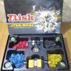 Juegos de mesa: JUEGO DE MESA RISK STAR WARS EDICIÓN GUERRAS CLON PARKER-HASBRO 2005. Lote 171159184