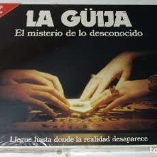 Juegos de mesa: JUEGO DE MESA LA GÜIJA, EL MISTERIO DE LO DESCONOCIDO, OUIJA, DE BORRÁS, NUEVO, PRECINTADO. Lote 171273515
