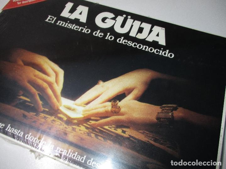 Juegos de mesa: Juego de mesa LA GÜIJA, el misterio de lo desconocido, OUIJA, de BORRÁS, NUEVO, PRECINTADO - Foto 2 - 171273515
