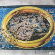 Juegos de mesa: JUEGO EL SEÑOR DE LOS ANILLOS RETORNO DEL REY NUEVO CON PRECINTO FALOMIR JUEGOS 2003. Lote 171358880