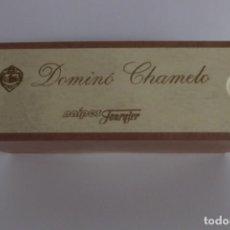 Jogos de mesa: DOMINÓ CHAMELO FOURNIER. Lote 209577356