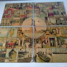 Juegos de mesa: ANTIGUO TABLERO JUEGO TITANIC, AÑOS 20. Lote 171727354