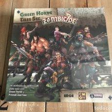 Juegos de mesa: JUEGO DE MESA - ZOMBICIDE GREEN HORDE - TILES SET - EDGE - CMON - PRECINTADO. Lote 171746148