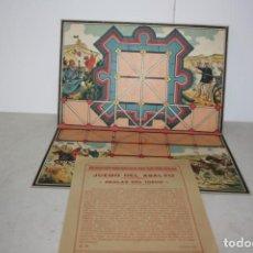 Juegos de mesa: ANTIGUO JUEGO DE ASALTO.. Lote 171783098