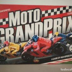 Juegos de mesa: JUEGO DE MESA MOTO GRAND PRIX PRECINTADO. Lote 171994928