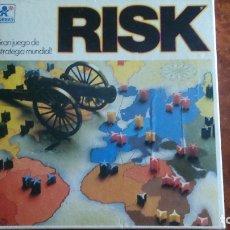 Juegos de mesa: RISK. JUEGO DE MESA DE ESTRATEGIA. DE JUEGOS BORRÁS.. Lote 172047603
