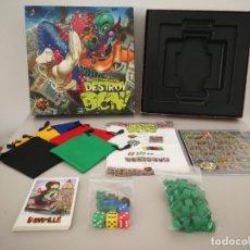 Juegos de mesa: JUEGO DE MESA DESTROY BCN. Lote 172180918