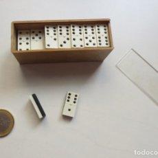 Juegos de mesa: MINI DOMINO.. Lote 172577443