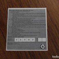 Juegos de mesa: TARJETA FACCIÓN 1 JUEGO MESA TABLERO REPUBLIC ROME AVALON HILL POLÍTICA SENADO INGLÉS. Lote 172893912