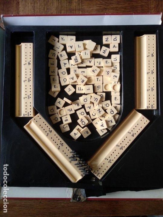 Juegos de mesa: INTELECT DE LUXE DE CEFA - VERSION ADULTA LUJO - SCRABBLE ESPAÑOL - Foto 3 - 172896669