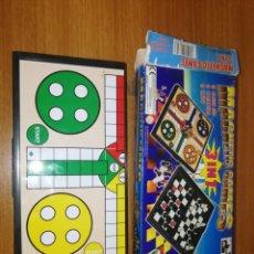 Juegos de mesa: MAGNETIC GAMES 3 EN 1. Lote 172898545