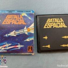 Juegos de mesa: BATALLA ESPACIAL - JUEGO MAGNÉTICO DE RIMA - BUEN ESTADO. Lote 173021999