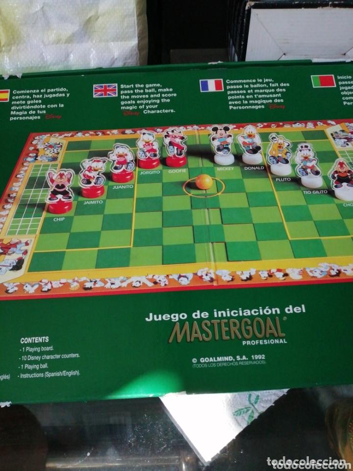 Juegos de mesa: JUEGO MÁSTERGOAL - Foto 2 - 173046680